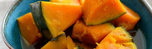 かぼちゃ 抗がん作用