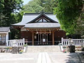 神場山神社 病気平癒